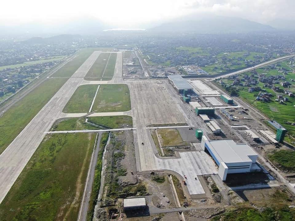 निर्माण कार्य नसकिँदै दुई विमानस्थल उद्घाटन गर्ने तयारी