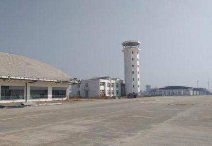 गौतमबुद्ध अन्तर्राष्ट्रिय विमानस्थलको निर्माण कार्य ९७ प्रतिशत सम्पन्न